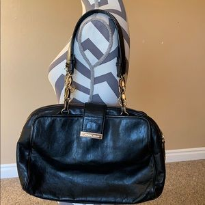 ANTONIO MELANI leather handbag.